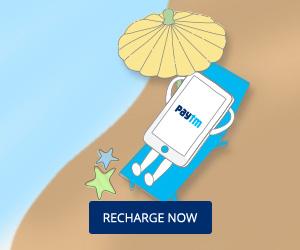 Get Rs 15 Cashback on Recharge & Bill Payment of Rs 100 or more.